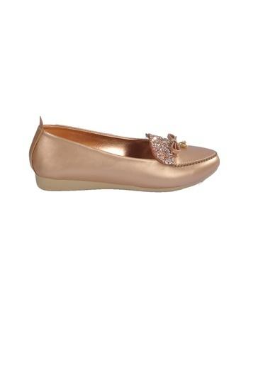Mhd Mhd Taşlı Kadın Ayakkabı Pembe